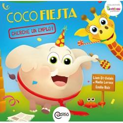 RCoco Fiesta cherche un emploi - Imprimé