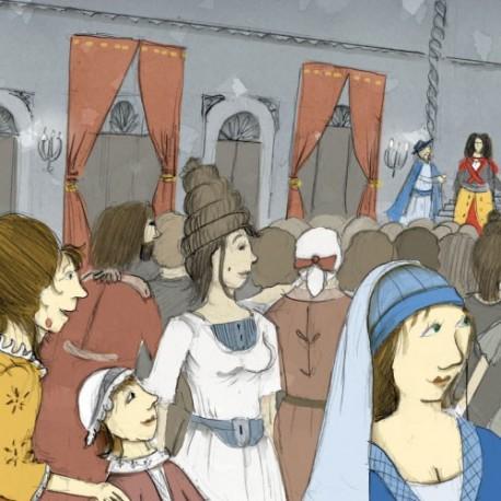 Charlotte - À la cour du Roi