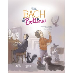Bach et Bottine, couverture rigide