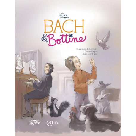 Bach et Bottine, couverture souple