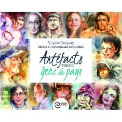 Trio Artéfacts Tome I, Tome II et Tome III - Imprimé (Promo)